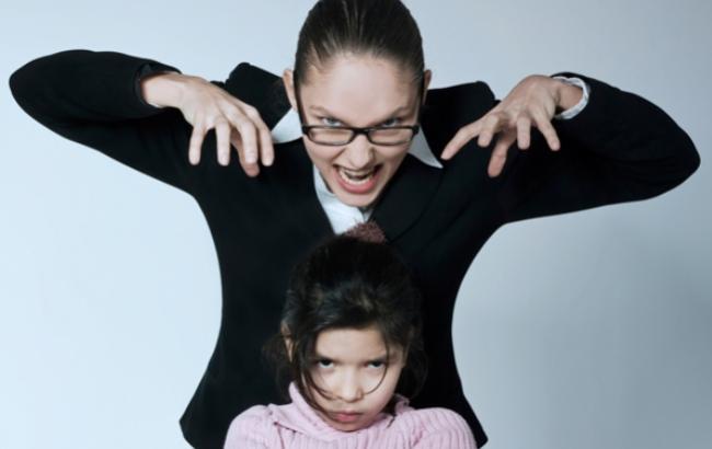 Фото: Няня обвиняет во всем ребенка (ngs24.ru)