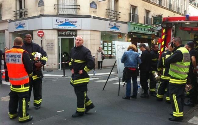 У Парижі близько сотні людей знайдені загиблими