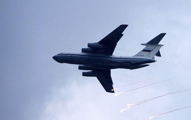 Фото: екземпляр літака А-60, створеного на базі Іл-76МД