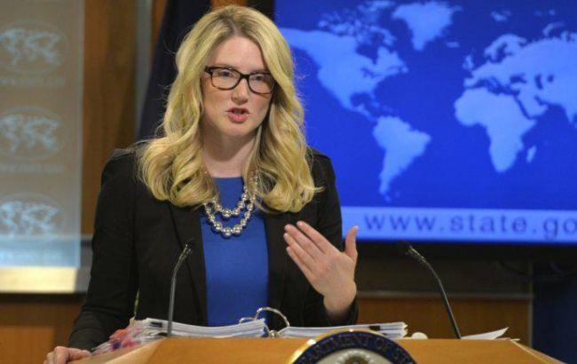 Госдеп США назвал Россию ответственной за ситуацию на Донбассе
