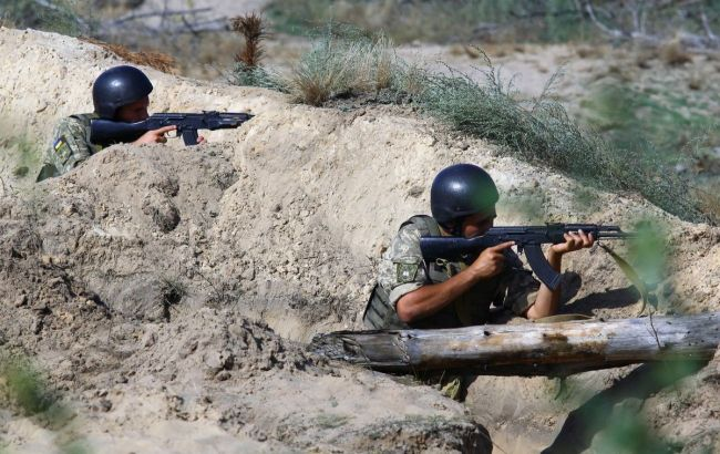 На Донбассе в среду ранили двух военных Объединенных сил