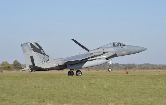 В Україні розпочалися багатонаціональні авіаційні навчання за участю НАТО
