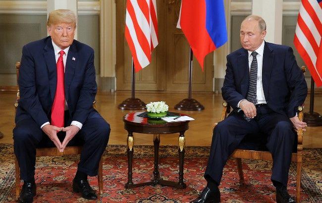 Фото: Путін і Трамп (flickr.com/helsinki2018)
