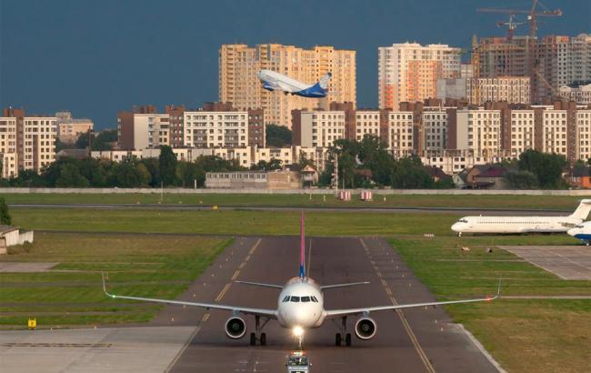 Іллюстративне фото (facebook.com/airportkiev)