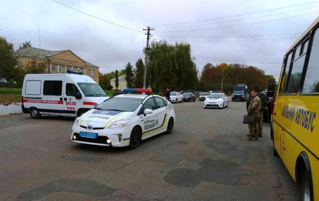 Взрывы в Ичне: в зоне чрезвычайной ситуации увеличивают количество полицейских