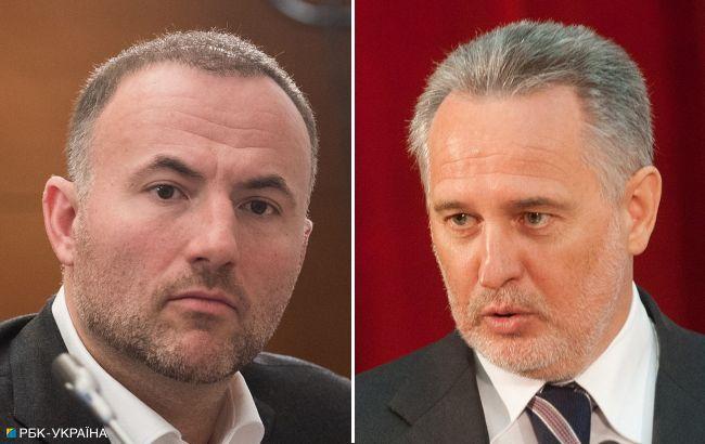 СНБО ввел полный пакет санкций против Фирташа и Фукса