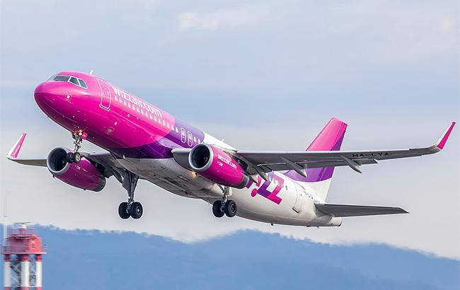 Фото: самолет Wizz Air (flickr.com/Guido Benedetto)