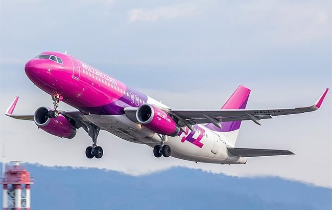 Лоукостер Wizz Air открыл 4 новых маршрута из Украины