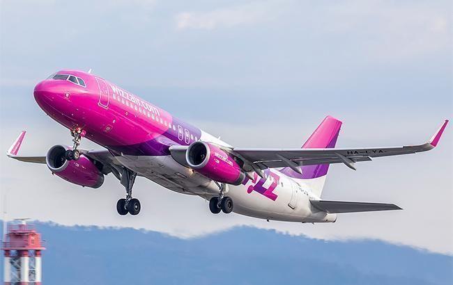 Wizz Air запустил новый авиарейс в Украину