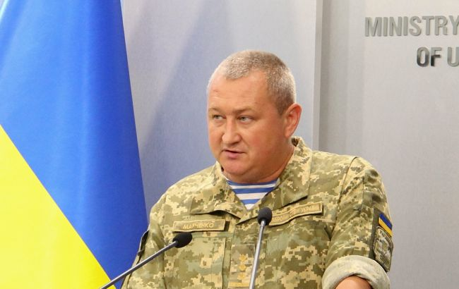 Суд арестовал генерала по делу о закупке бронежилетов для ВСУ
