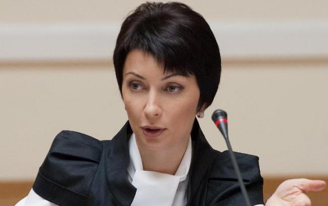 ГПУ повідомила екс-заступнику Лукаш про підозру у привласненні 2,5 млн гривень