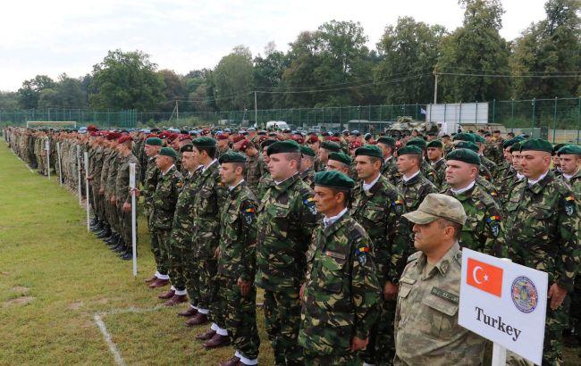 Зеленський затвердив план допуску іноземних військ в Україну