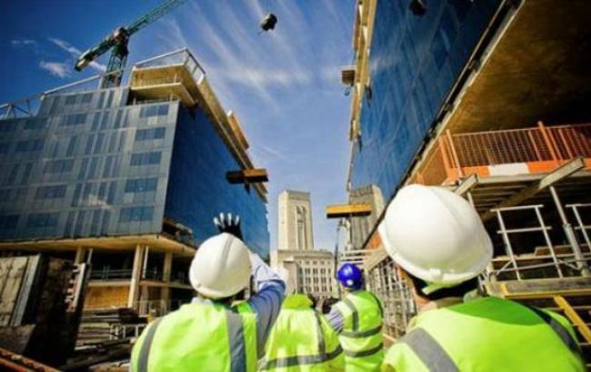 Киевские застройщики построили почти на 8 млрд грн