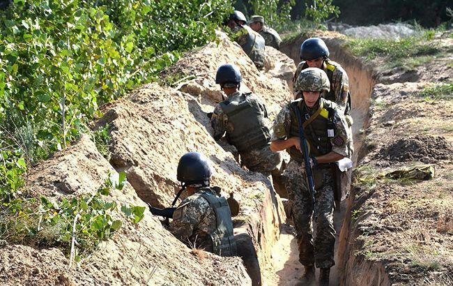 Бойовики за день 5 разів обстрілювали позиції ООС, - штаб