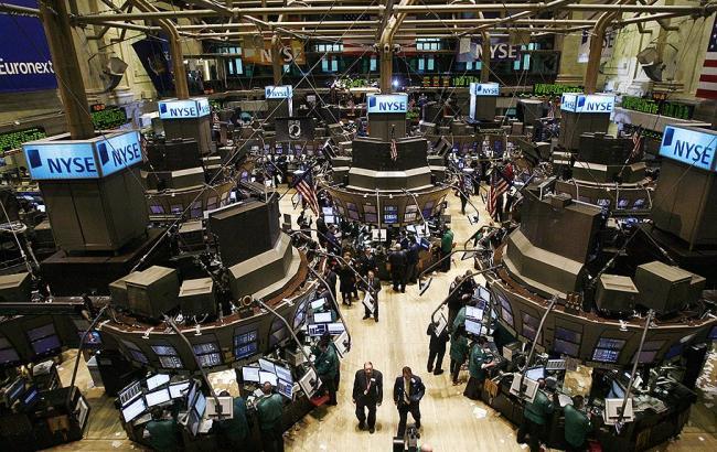 Фото: Нью-Йоркская фондовая биржа
