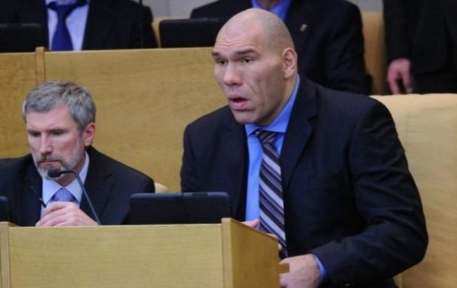 Фото: Российские чиновники (fishki.net)