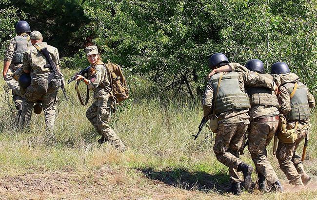 В Міноборони підтвердили інформацію про одного постраждалого на Донбасі військового