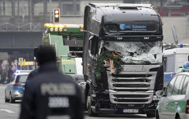 Теракт у Берліні: поліція підтвердила загибель українця