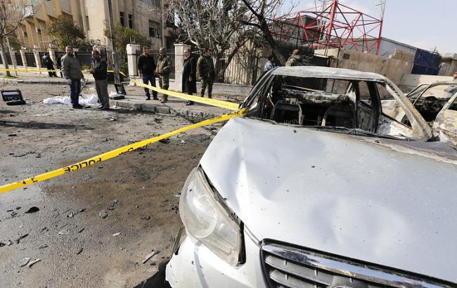 В итоге теракта всирийском городе Джабла погибли 15 человек