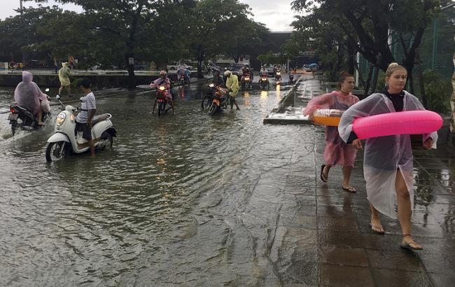 Повінь у Таїланді: число жертв перевищило 40