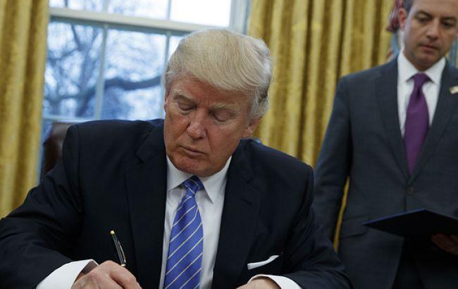 Трамп подписал указ овыходе США изсоглашения оТранстихоокеанском партнерстве