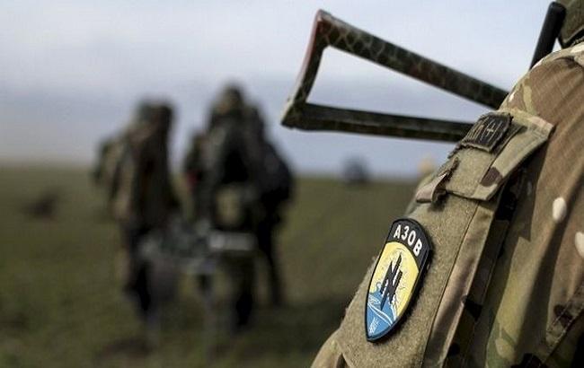 """Фото: батальон """"Азов"""""""