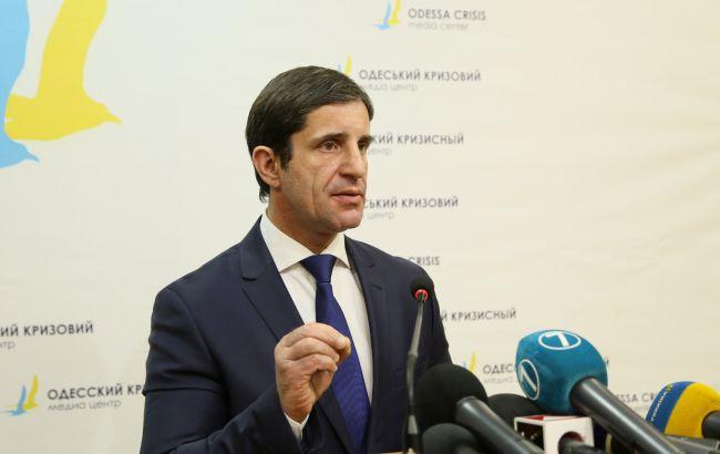 Германия 28 апреля передаст Украине гумпомощь для переселенцев и ГосЧС