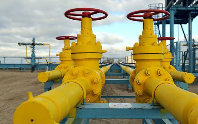Фото: Украина за сутки импортировала 50,8 млн. куб. м газа из РФ