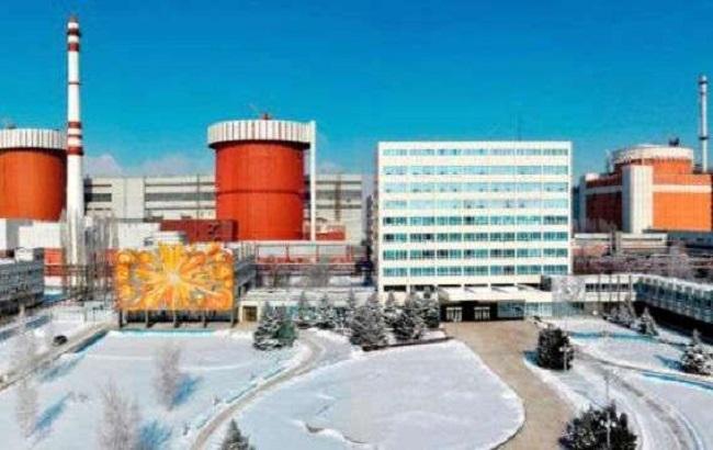 Фото: энергоблоки Южно-Украинской АЭС