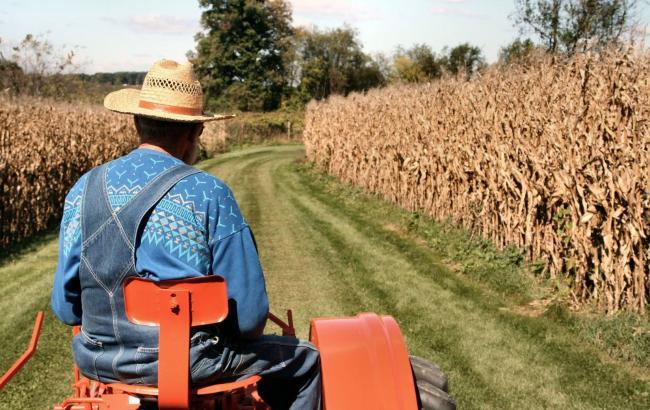 Фото: Фермер з Америки став справжньою зіркою (milknet.ru)