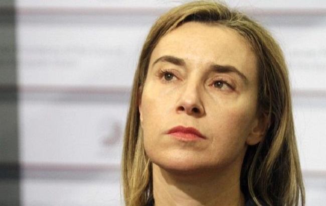 Могерини собралась напереговоры сЛавровым поУкраине