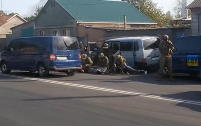 В Одесі СБУ затримала групу місцевих жителів за підготовку терактів і провокацій