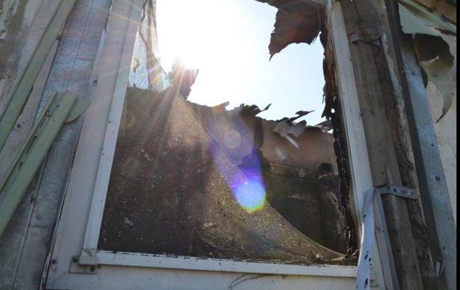 Бойовики обстріляли житлові будинки Зайцевого і Гранітного