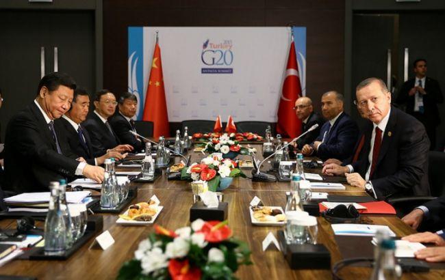 переговори глав держав