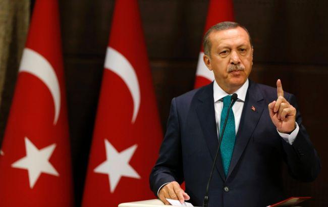 Ердоган закликав США зробити вибір між Туреччиною і курдами
