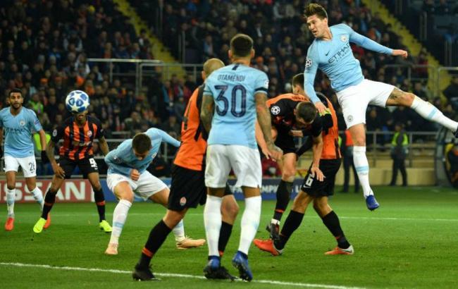 Манчестер Сіті - Шахтар: анонс матчу