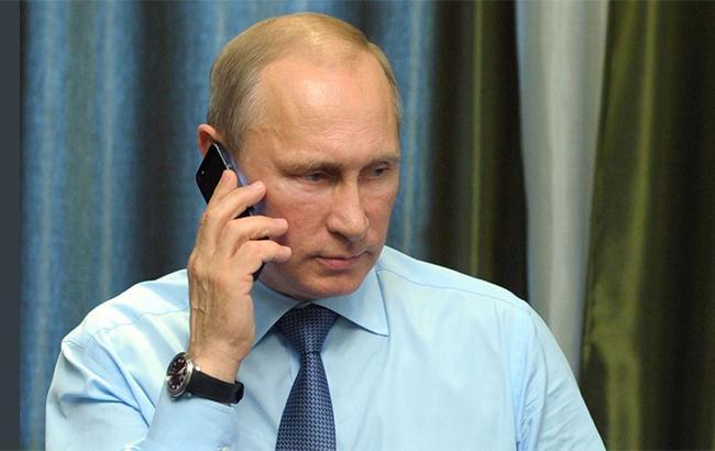 Фото: Владимир Путин (twitter.com/peskov_official)