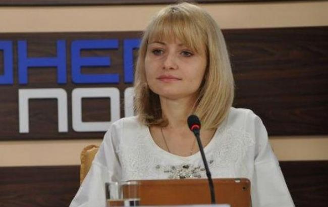 Пропавшая в Днепропетровске глава люстрационного комитета вышла на связь, - МВД
