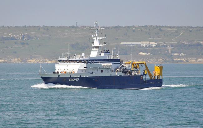 Росія активізувала діяльність в акваторії Азовського моря, - розвідка АТО