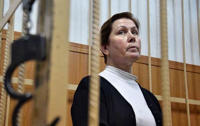 Фото: директор Библиотеки украинской литературы Наталья Шарина