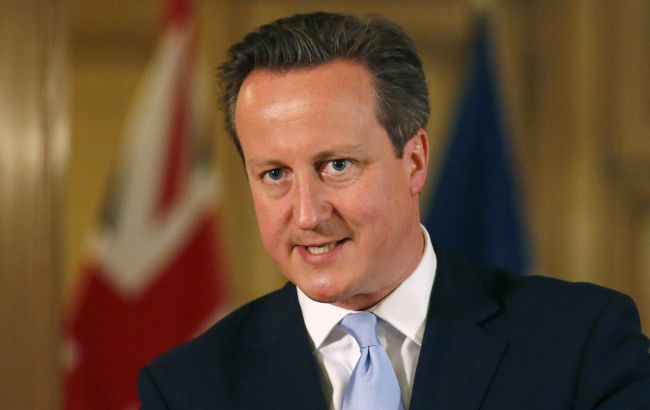 Кемерон назвав агресію РФ в Україні однією з причин для збереження Британії в ЄС