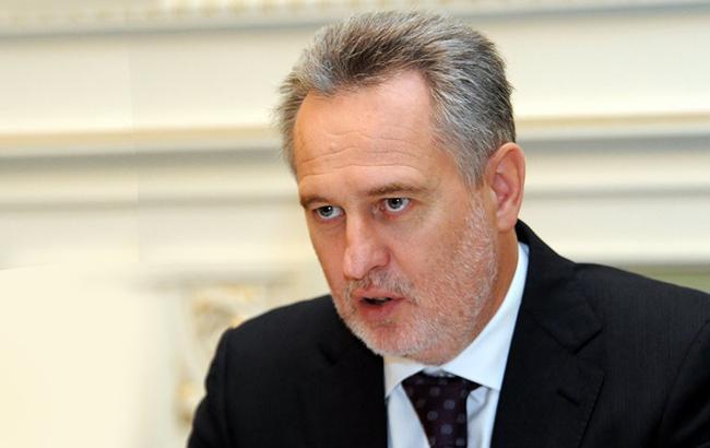 Уволился руководитель газового бизнеса Фирташа