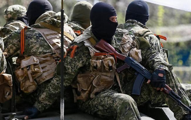 Диверсійна активність терористів останнім часом збільшилася, - РНБО
