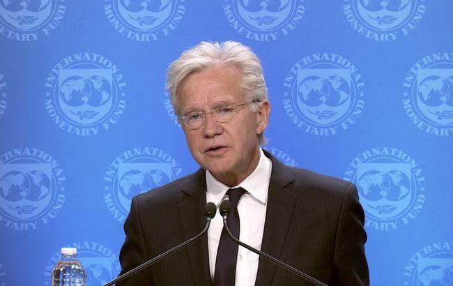 МВФ заявил о прогрессе в переговорах с Украиной. Но его недостаточно для транша