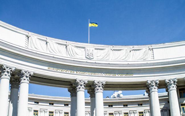 МЗС України висловило протест Болгарії через декларацію про Болградський район