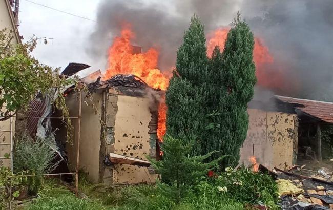 Бойовики завдали артилерійського удару по житловому сектору Авдіївки