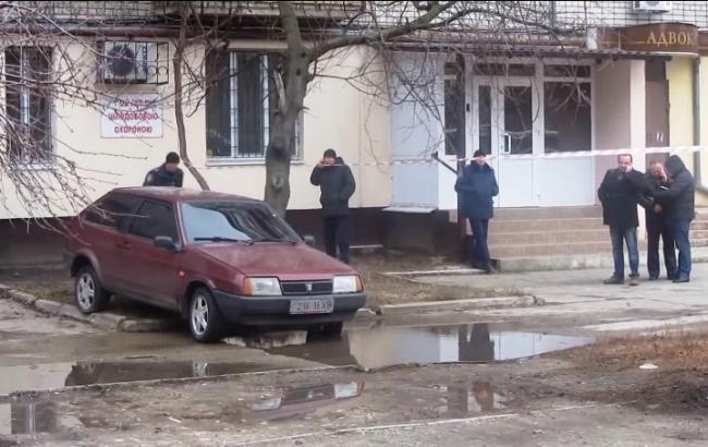 Фото: вибух у Павлограді