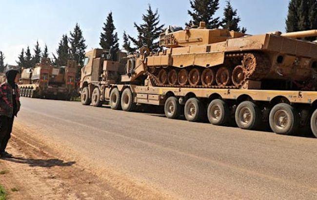 Двое турецких солдат погибли в Сирии