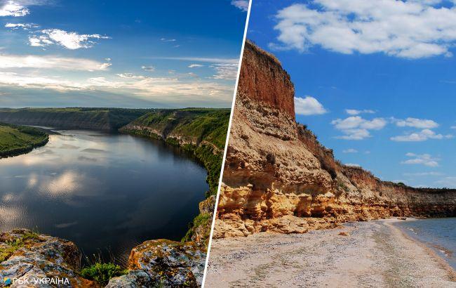 Горы, озера и острова: 10 впечатляющих мест Украины для путешествия на День независимости