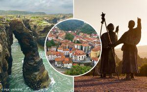 Океанські пляжі, стародавні міста та найкраща кухня країни. Чому варто запланувати поїздку північю Іспанії